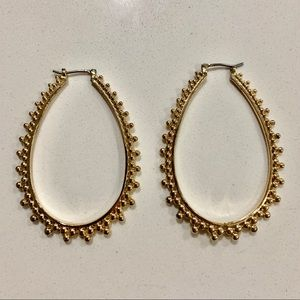Hoop Earrings from Anthropologie
